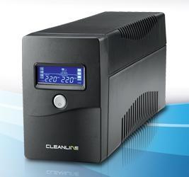 UPS Cleanline MD Series 850VA ***รับประกันถึงที่เฉพาะ กทม.และปริมณฑล ฟรี!! 2 ปี***