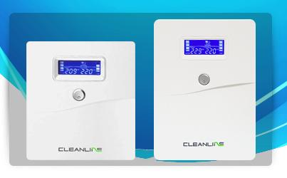 UPS Cleanline D Series 1150VA ***รับประกันถึงที่เฉพาะ กทม.และปริมณฑล ฟรี!! 2 ปี***