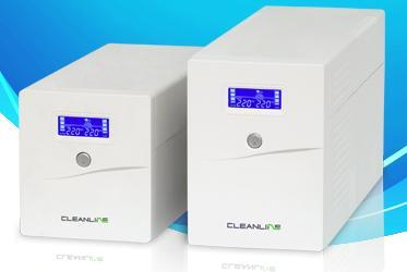 UPS Cleanline D Series 1.5kVA ***รับประกันถึงที่เฉพาะ กทม.และปริมณฑล ฟรี!! 2 ปี***