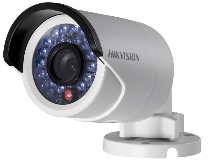 กล้องวงจรปิด IP Camera HIKVISION DS-2CD2045WD-I 4MP H265+ 30m IR Face Detection