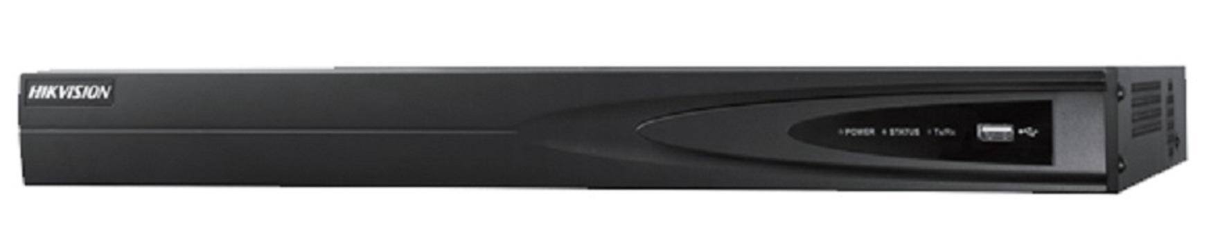 เครื่องบันทึก Hikvision DS-7604NI-K1/4P 4CH Embedded Plug Play NVR With POE