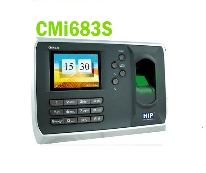 เครื่องสแกนลายนิ้วมือ Fingerprint  HIP CMI683S