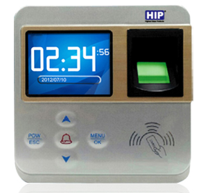 เครื่องสแกนลายนิ้วมือ (Premium Time U Series) HIP Ci805U Time Attandance