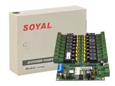 Soyal AR-401RO 16B ระบบความคุมลิฟท์