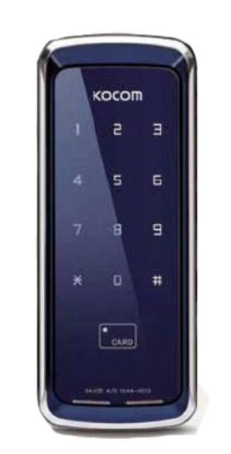 KOCOM Digital Door Lock จากเกาหลี รุ่น KDL-320S  แบบกดรหัสและ card