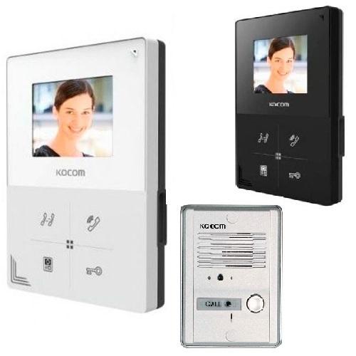 Kocom VDO door Phone (เห็นภาพ / คุยผ่านจอ)
