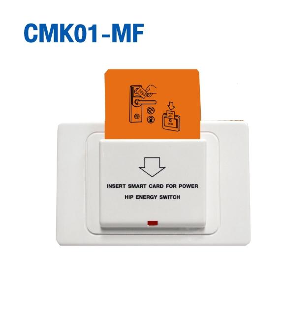 HIP CMK01-MF ตัวรับการ์ด ระบบควบคุมไฟในห้องพัก