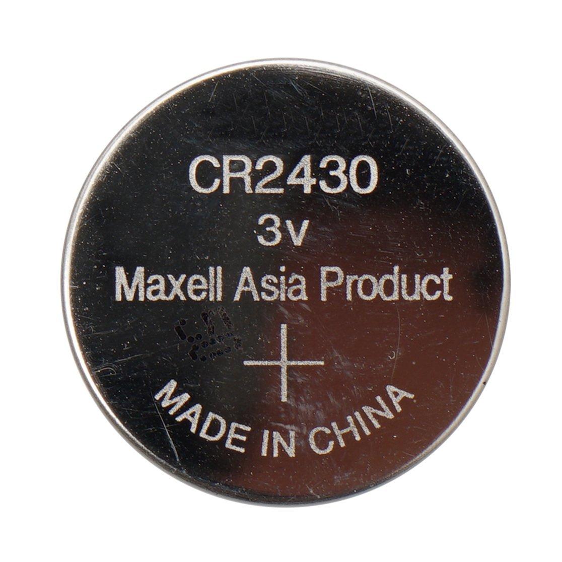 แบตเตอรี่ CR2430 3V Lithium Battery