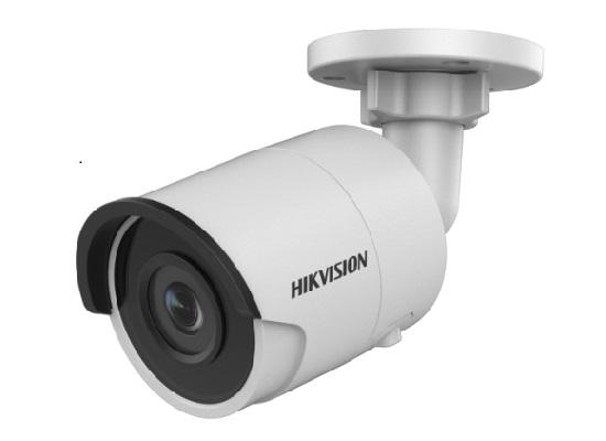 กล้องวงจรปิด Hikvision รุ่น DS-2CD2023G0-I ระบบ IP Camera 2MP H265+ EXIR Network Bullet POE