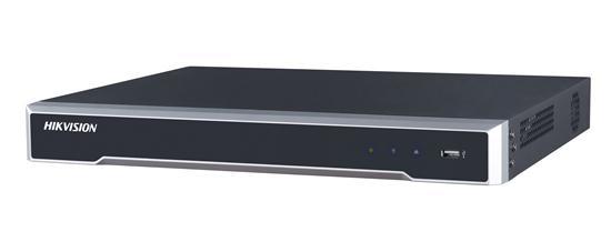 เครื่องบันทึก Hikvision DS-7608NI-K2 8CH Embedded Plug  Play NVR