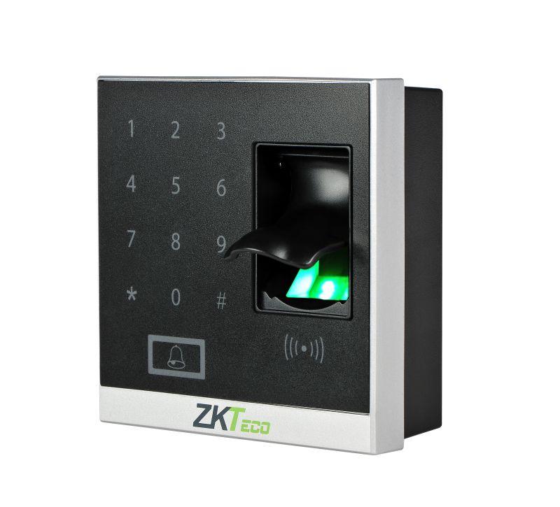 เครื่องควบคุมประตู ZKTeco ZK-X8S รองรับ 500 ลายนิ้วมือ 500 บัตร