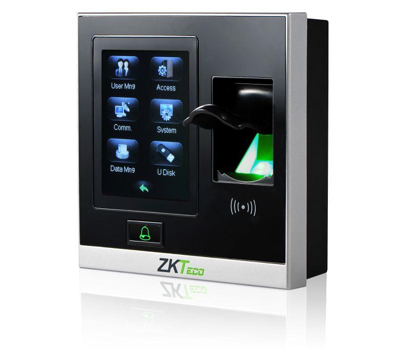 เครื่องควบคุมประตู ,ลงเวลา ZKTeco ZK-SF400 รองรับ 1,500 ลายนิ้วมือ