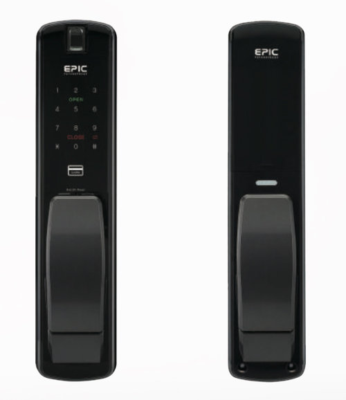 EPIC EF-P8800K Digital door lock ล๊อคอัตโนมัติจากประเทศเกาหลี