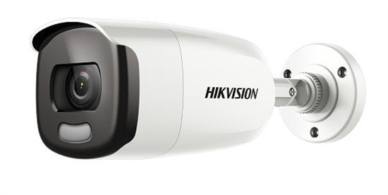 กล้องวงจรปิด Hikvision รุ่น DS-2CE12DFT-F  4 ระบบ CCTV 2MP ColorVu 40m. ภาพสีทั้งกลางวัน-กลางคืน