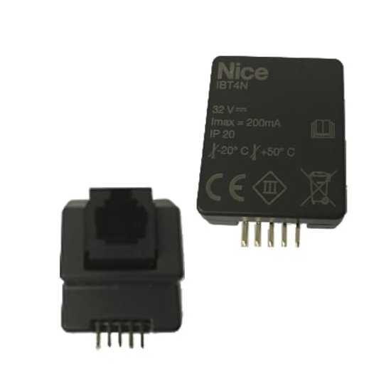 Nice IBT4N O-View Interface module