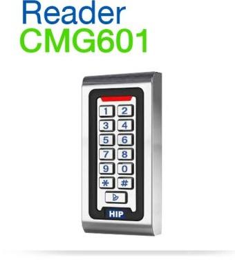 HIP CMG-601 ระบบควบคุมเปิดปิดประตู แบบบัตร คีย์การ์ด กันหน้ำ  IP 68