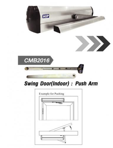HIP CMB-2016 Swing Automatic Door (ก้านผลักออก-Outward Swing Push Pole) 1