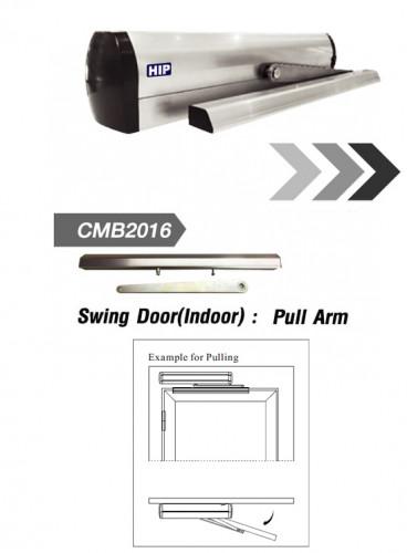 HIP CMB-2016 Swing Automatic Door (ก้านดึงเข้า-Inward Swing Pull Pole) 1