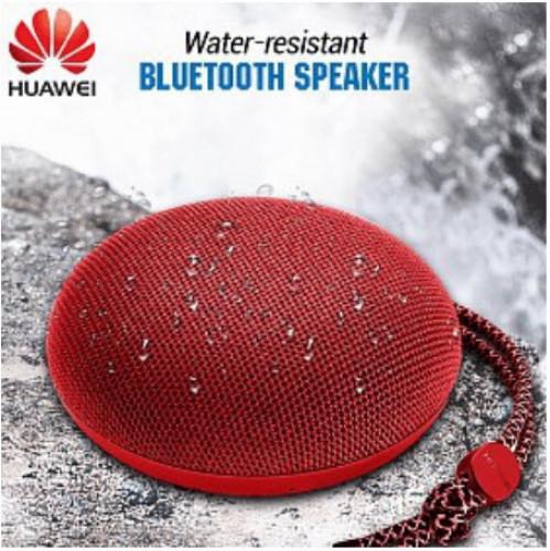 ลำโพงบลูทูธ (Huawei) แบบพกพา หัวเว่ย Sound Stone สีแดง