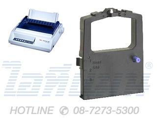 ตลับผ้าหมึกใช้กับเครื่องพิมพ์  OKI ML-320 380 390 391 182