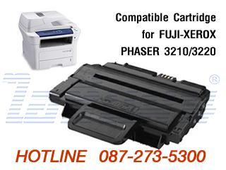 หมึกพิมพ์โทเนอร์ 106R01500,CWAA0776 สำหรับ Fuji-Xerox Phaser 3210,Phaser 3220