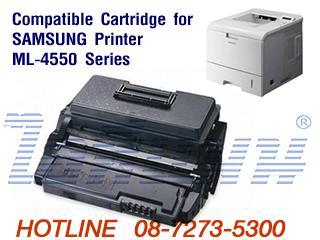 หมึกพิมพ์โทเนอร์ ML-D4550A สำหรับเครื่องพิมพ์ Samsung ML-4551ND