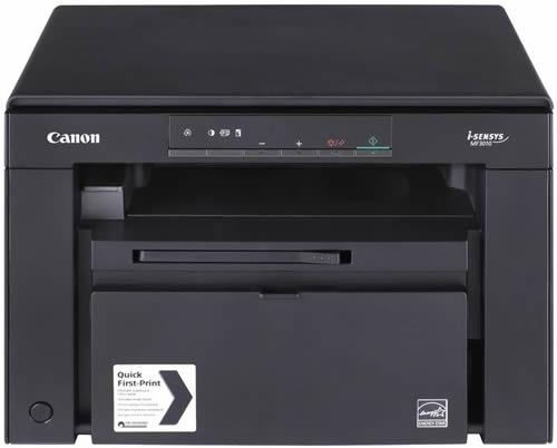 เครื่องพิมพ์เลเซอร์มัลติฟังก์ชั่น  CANON MF-3010
