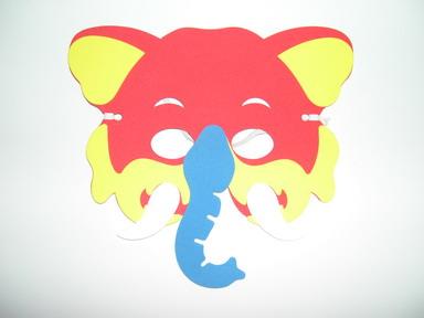 หน้ากากช้าง
