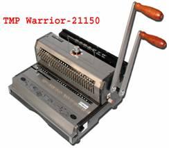 เครื่องเข้าเล่มสันขดลวด(3:1)WARRIOR-21150