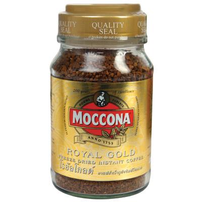กาแฟ มอคโคน่า โกลด์ ขวด 200 กรัม