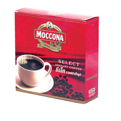กาแฟ มอคโคน่า ซีเล็ค แบบกล่อง 360กรัม(2x180g.)