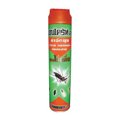 ยาฉีดกำจัดแมลงสาบ เชลล์ไดร้ท์ สูตรไร้กลิ่น