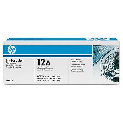 หมึกพิมพ์ HP Q2612A