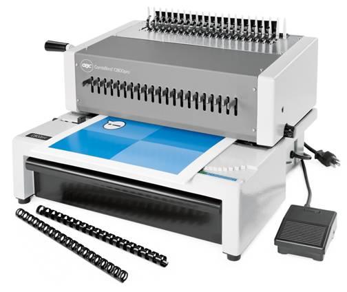 เครื่องเจาะเข้าเล่มไฟฟ้า GBC EPK C800 PRO
