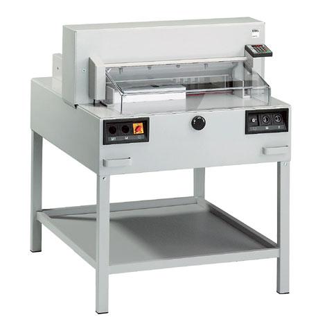 เครื่องตัดกระดาษระบบไฟฟ้า Ideal 6550-95EP หน้ากว้าง 25 นิ้ว หนา 3 นิ้วPaper cutting Machine