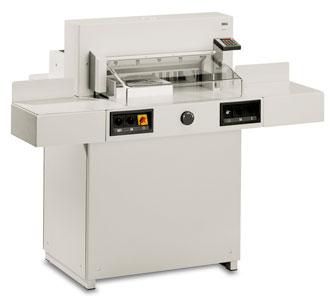เครื่องตัดกระดาษระบบไฟฟ้าIdeal 5221-95EP หน้ากว้าง 20 .5 นิ้ว หนา 3 นิ้วPaper cuting Machine