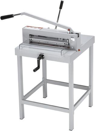 เครื่องตัดกระดาษ Ideal 4205(Paper Cutting Machine )