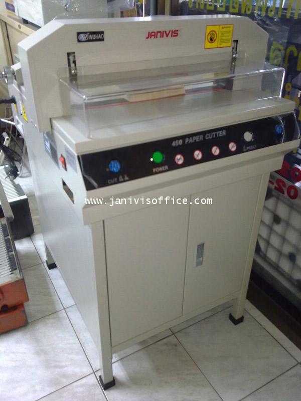 เครื่องตัดกระดาษไฟฟ้า PROPUNCH 450 v+(auto) 1