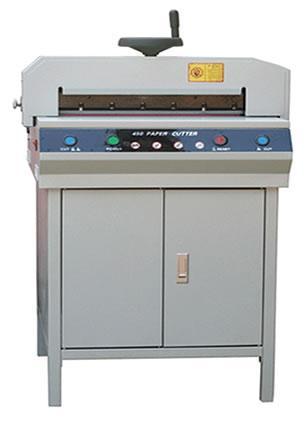 เครื่องตัดกระดาษไฟฟ้า PROPUNCH รุ่น 450D+(พวงมาลัย)