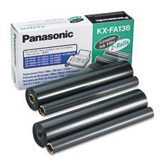 ฟิล์มแฟกซ์พานาโซนิค รุ่น KX-FA136