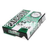 กระดาษถ่ายเอกสาร A4 80G ALCOTT (5รีม/แพ็ค) ห่อเขียว
