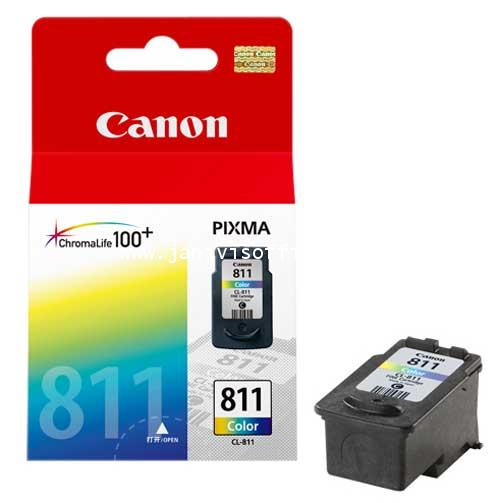 Canon CL-811 Color Ink Cartridge for Canon MP245/MP486