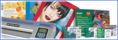 พลาสติกเคลือบบัตร GMP (Laminating Pouch Films)A4*125mic 1