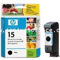 HP C6615A / HP C6615AN ( HP 15 ) Black Inkjet Cartridge Printhead
