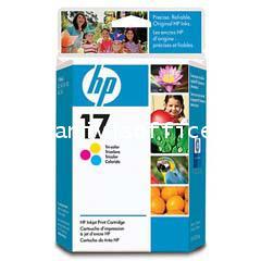 HP C6625A / HP C6625AN ( HP 17 ) Black Inkjet Cartridge Printhead