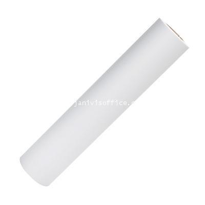 กระดาษไข ชิล ม้วน 112g. A0 แกน 2นิ้ว( 88 ซม.x45 ม.)