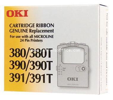 ตลับผ้าหมึกดอทฯ OKI ML380/390/391