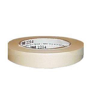 เทปกระดาษกาวย่น 3M 2214 (24mm.x25m.)