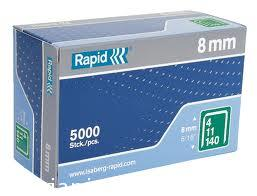 ลวดเย็บราปิด140/8 ( RAPID140/8) 5000ตัว/กล่อง