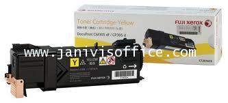 Fuji Xerox CT201635 Yellow Toner Cartridge (3K) for Docuprint CM305DF